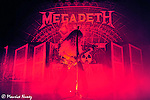 Megadeth live at the Gibson Amphitheater 10/21/2010.