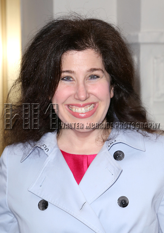 Marcy Heisler attends the Broadway Opening Night Performance of  'Living on Love'  at  The Longacre Theatre on April 20, 2015 in New York City.