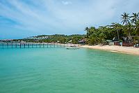Thailand, Koh Samui Island, beach.