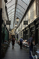 Pictured: Wyndham Arcade, Cardiff Thursday 25 May 2017<br />