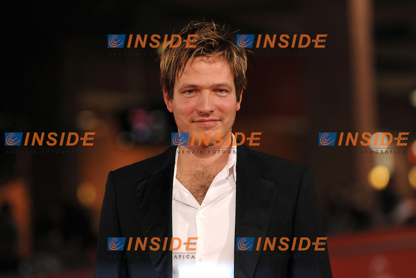 Thomas Vinterberg<br /> Third edition of the Rome International film festival<br /> Roma 26/10/2008 <br /> Red Carpet &quot;When a man comes home&quot;<br /> Photo Andrea Staccioli Insidefoto