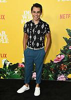 "01 August 2019 - Los Angeles, California - Rudy Martinez. Netflix's ""Dear White People"" Season 3 Los Angeles Premiere held at TRegal Cinemas LA Live. Photo Credit: Birdie Thompson/AdMedia"