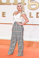 Jorgie Porter<br /> arriving for the &quot;Kingsman: The Golden Circle&quot; World premiere at the Odeon and Cineworld Leicester Square, London<br /> <br /> <br /> &copy;Ash Knotek  D3309  18/09/2017
