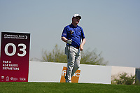 Robert Macintyre (SCO) on the 3rd during Round 2 of the Commercial Bank Qatar Masters 2020 at the Education City Golf Club, Doha, Qatar . 06/03/2020<br /> Picture: Golffile | Thos Caffrey<br /> <br /> <br /> All photo usage must carry mandatory copyright credit (© Golffile | Thos Caffrey)