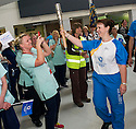Queen's Baton Relay : Forth Valley Royal Hospital