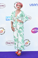Lucy Safarova at the Women's Tennis Association 's (WTA) Tennis on The Thames evening reception at OXO2, London, UK. <br /> 28 June  2018<br /> Picture: Steve Vas/Featureflash/SilverHub 0208 004 5359 sales@silverhubmedia.com
