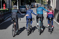 """""""with a little help from my friends"""" / cycling in Lombardia (Italy) <br /> <br /> autumn 2017"""