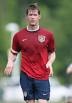 Brian McBride on Sunday, May 14th, 2006 at SAS Soccer Park in Cary, North Carolina. The United States Men's National Soccer Team held a training session as part of their preparations for the upcoming 2006 FIFA World Cup Finals being held in Germany.