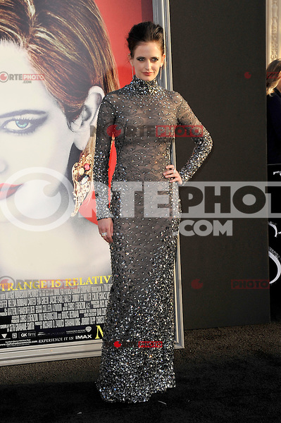 Eva Green at the premiere of Warner Bros. Pictures' 'Dark Shadows' at Grauman's Chinese Theatre on May 7, 2012 in Hollywood, California. ©mpi35/MediaPunch Inc.