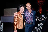 Eren Ehrlech and Silvia Loria