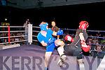Night Of Champions :Taking part in  the Golden Gloves  Night Of Champions Kick Boxing Fights at the Listowel Community Centre on Saturday night last were jockeys  Eoin McCarthy & Brian Murphy.