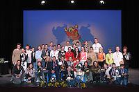 SCHAATSEN: HEERENVEEN: IJsstadion Thialf, 03-2003, VikingRace, Winnaars, ©foto Martin de Jong