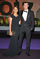 Alejandra Gutierrez and Jamie Murray at the Wimbledon Champions Dinner, The Guildhall, Gresham Street, London, England, UK, on Sunday 16 July 2017.<br /> CAP/CAN<br /> &copy;CAN/Capital Pictures /MediaPunch ***NORTH AND SOUTH AMERICAS ONLY***