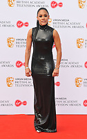 Alex Scott at the British Academy (BAFTA) Television Awards 2019, Royal Festival Hall, Southbank Centre, Belvedere Road, London, England, UK, on Sunday 12th May 2019.<br /> CAP/CAN<br /> ©CAN/Capital Pictures