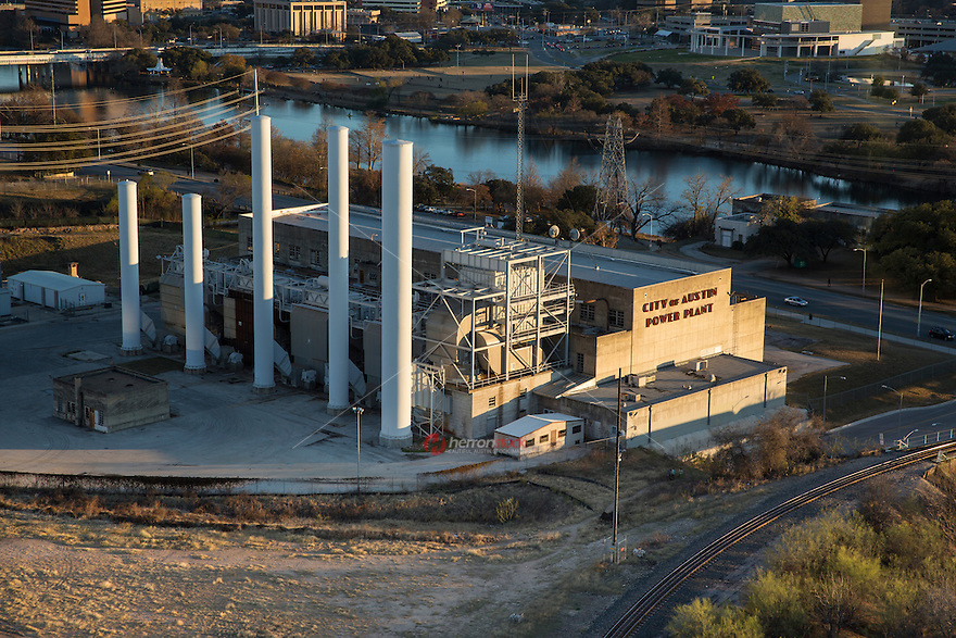 The Seaholm Power Plant, the long-dormant power plant along Lady Bird Lake in downtown Austin is an architectural gem built in the 1950s.