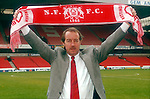 120593 Frank Clarke new Nottingham Forest manager