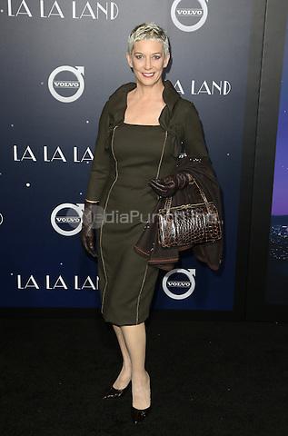 "Westwood, CA - DECEMBER 06: Patricia Ward Kelly, At Premiere Of Lionsgate's ""La La Land"" At Mann Village Theatre, California on December 06, 2016. Credit: Faye Sadou/MediaPunch"