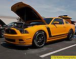 Mustangs of Burlington May 2012 Car Show