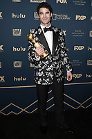 BEVERLY HILLS - JANUARY 6: Darren Criss attends the 2019 Fox Nominee Party for the 76th Annual Golden Globe Awards at the Fox Terrace on the Roof Deck of the Beverly Hilton on January 6, 2019, in Beverly Hills, California. (Photo by Scott Kirkland/Fox/PictureGroup)