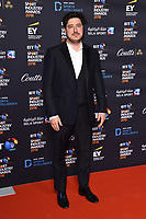 Marcus Mumford arriving for the BT Sport Industry Awards 2018 at the Battersea Evolution, London, UK. <br /> 26 April  2018<br /> Picture: Steve Vas/Featureflash/SilverHub 0208 004 5359 sales@silverhubmedia.com