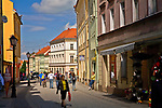Centrum miasta Złotoryja, Polska<br /> Centre of Złotoryja, Poland