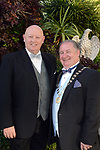 Seamus Power, vice president and Colm Moules, President, AIMS (Avonmore Musical Society) pictured at the Association of Irish Musical Societies annual awards in the INEC, KIllarney at the weekend.<br /> Photo: Don MacMonagle -macmonagle.com<br /> <br /> <br /> <br /> repro free photo from AIMS<br /> Further Information:<br /> Kate Furlong AIMS PRO kate.furlong84@gmail.com