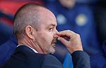 06.09.2019 Scotland v Russia, European Championship 2020 qualifying round, Hampden Park:<br /> Steve Clarke