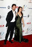 WESTWOOD, CA. - September 17: Bejamin Bratt and Talisa Soto arrive at the 2009 ALMA Awards held at Royce Hall on the UCLA Campus on September 17, 2009 in Los Angeles, California.