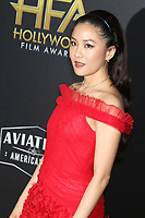 LOS ANGELES - NOV 4:  Constance Wu at the Hollywood Film Awards 2018 at the Beverly Hilton Hotel on November 4, 2018 in Beverly Hills, CA