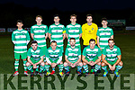 The Killarney Celtic that played against Janesboro in their Munster Champions Cup tie in Celtic Park on Saturday night