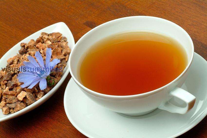 Wild Chicory tea- herb tee- medicinal tea- dried herb- Cichorium intybus