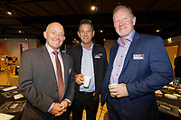 Pictured: Thursday 17 October 2019<br /> Re: Swansea City AFC, City Business Network event at the Liberty Stadium, Wales, UK.