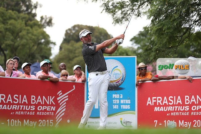 Darren Clarke (NIR) from the 14th during Round Two of the Tshwane Open 2015 at the Pretoria Country Club, Waterkloof, Pretoria, South Africa. Picture:  David Lloyd / www.golffile.ie. 13/03/2015