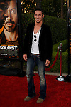 Jonathan Rhys Meyers at the Los Angeles Premiere of 'The Soloist' at Paramount Studios in Los Angeles, California on April 20, 2009. .Photo by Nina Prommer/Milestone Photo
