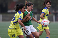 Futbol Femenino 2014 Sub17 Palestino vs Boston College