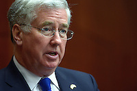 UK Defence Minister Michael Fallon