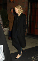 www.acepixs.com<br /> <br /> November 14 2017, New York City<br /> <br /> Actress Carey Mulligan leaves a downtown hotel on November 14 2017 in New York City<br /> <br /> By Line: Philip Vaughan/ACE Pictures<br /> <br /> <br /> ACE Pictures Inc<br /> Tel: 6467670430<br /> Email: info@acepixs.com<br /> www.acepixs.com