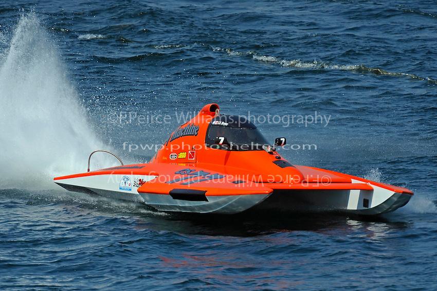 "J. S. Boyer, CS-77 ""Big Boy Machine"" (2.5 Litre Stock hydroplane(s)"