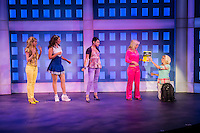 Legally Blonde presented by STAGES St. Louis at Robert G Reim Theater in Kirkwood, MO on July 18, 2013.
