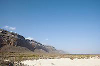 Cliffs at Qa'arah, Socotra, Yemen