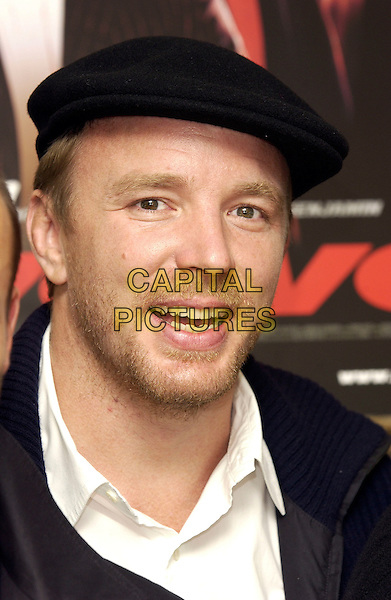 "GUY RITCHIE.photocall for film ""Revolver"".Dorchester Hotel.London 20 September.Ref: FIN.portrait headshot.www.capitalpictures.com.sales@capitalpictures.com.©Steve Finn/ Capital Pictures."