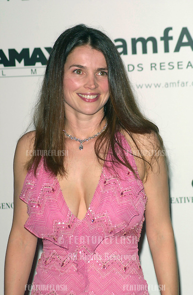 Actress JULIA ORMOND at the A Diamond Is Forever - Cinema Against AIDS 2001 gala, at the Moulin de Mougins restaurant, to benefit the American Foundation for AIDS Research. (amFAR)..17MAY2001.  © Paul Smith/Featureflash