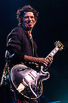 The Rolling Stones perform at the Toyota Center in Houston,Texas Thursday Dec. 2,2005.