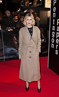 January 13 2018, PARIS FRANCE<br /> Premiere of the film Pentagon Papers at UGC Normandie Paris. Actress Marie Josee Croze is present.