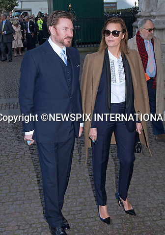 SIMON AND YASMIN LE BON<br /> attend Sir David Frost Memorial, Westminster Abbey, London_13/03/2014<br /> Mandatory Credit Photo: &copy;Dias/NEWSPIX INTERNATIONAL<br /> <br /> **ALL FEES PAYABLE TO: &quot;NEWSPIX INTERNATIONAL&quot;**<br /> <br /> IMMEDIATE CONFIRMATION OF USAGE REQUIRED:<br /> Newspix International, 31 Chinnery Hill, Bishop's Stortford, ENGLAND CM23 3PS<br /> Tel:+441279 324672  ; Fax: +441279656877<br /> Mobile:  07775681153<br /> e-mail: info@newspixinternational.co.uk