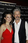 """Margo Seibert & Charles Shaughnessy """"King Francis"""" - Paper Mill Playhouse presents the world premiere of the the new musical Ever After on May 31, 2015 with curtain call followed by gala at Charlie Bowns in Millburn, New Jersey (Photos by Sue Coflin/Max Photos)"""