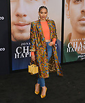 Alexandra Shipp 028 arrives at the Premiere Of Amazon Prime Video's Chasing Happiness at Regency Bruin Theatre on June 03, 2019 in Los Angeles, California.