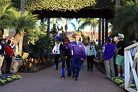 DEL MAR, CA - NOVEMBER 04: Scenes from Day 2 of the 2017 Breeders' Cup World Championships at Del Mar Racing Club on November 4, 2017 in Del Mar, California. (Photo by Jesse Caris/Eclipse Sportswire/Breeders Cup)