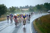 4. etape, 9. august: Nyborg-Odense, 100 km