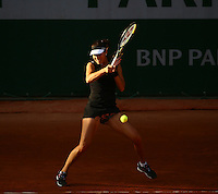 ANA IVANOVIC (SRB)<br /> <br /> Tennis - French Open 2015 -  Roland Garros - Paris -  ATP-WTA - ITF - 2015  - France <br /> <br /> &copy; AMN IMAGES